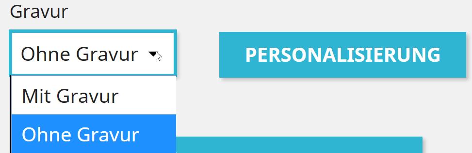 Displayschutzfolie personalisieren